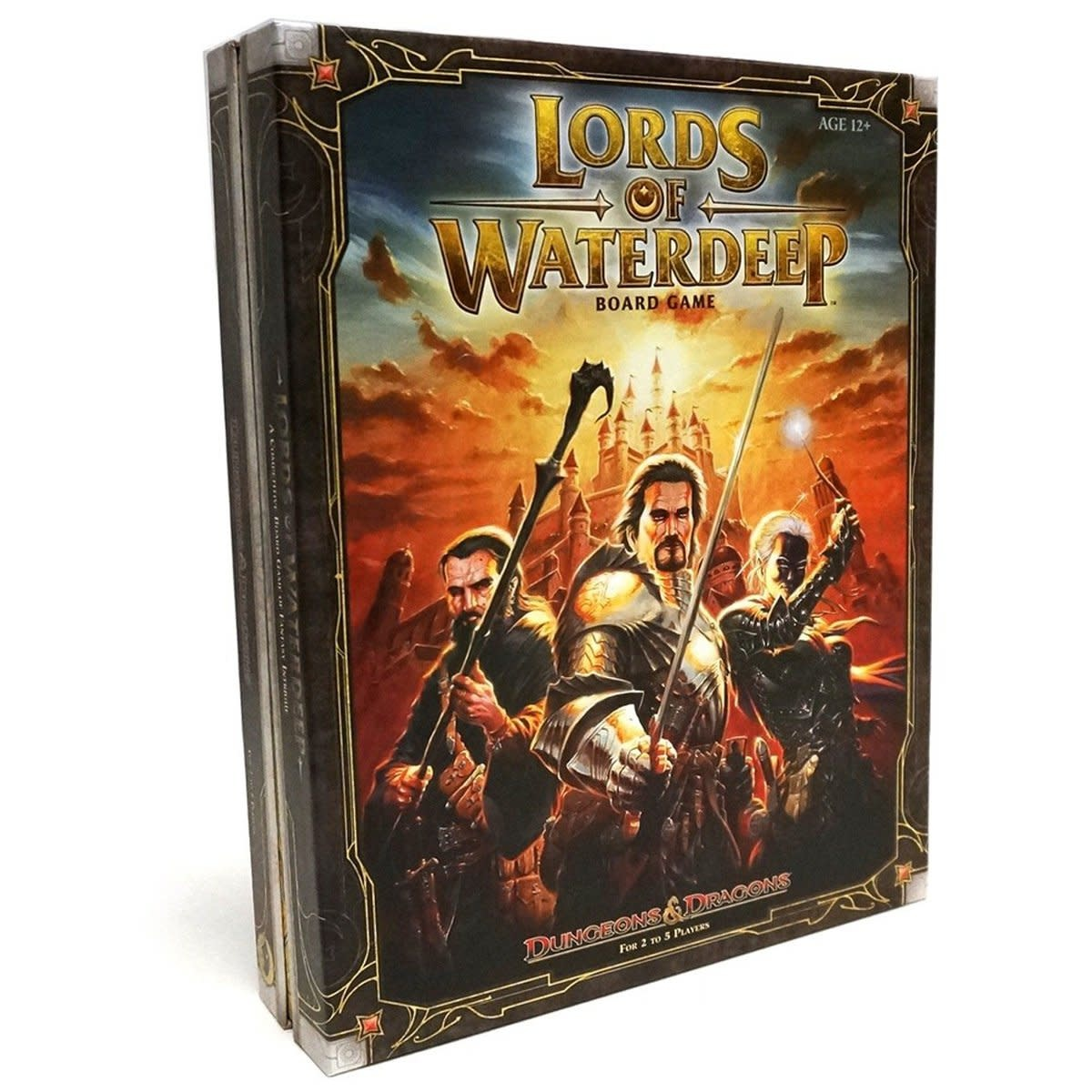 D&D Dungeons & Dragons Lords of Waterdeep Board Game
