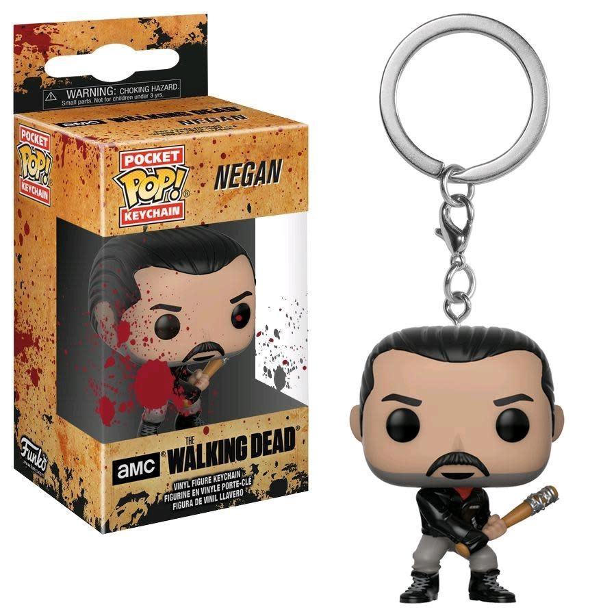 Walking Dead - Negan BS Pop! Keychain
