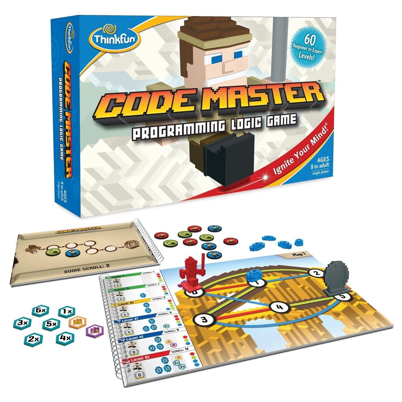 TN1950    ThinkFun - Code Master Programming Logic Game