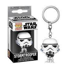 Star Wars - Stormtrooper Pop! Keychain