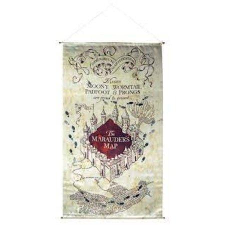 Harry Potter - Marauder's Map Banner