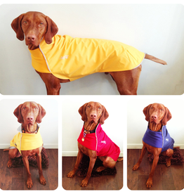 Chilly Dogs Chilly Dogs Rain Slicker Long & Lean