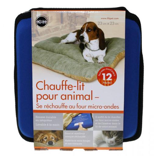 K&H K&H Microwavable Pet Bed Warmer