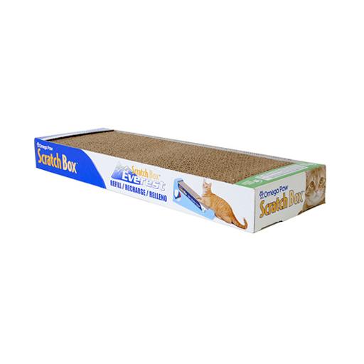 Omega Omega Paw Scratch Box