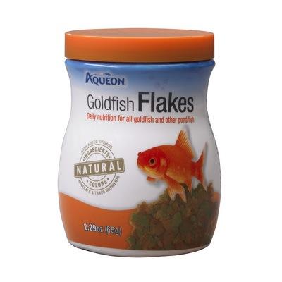 Aqueon Aqueon Goldfish Flakes 3.59oz