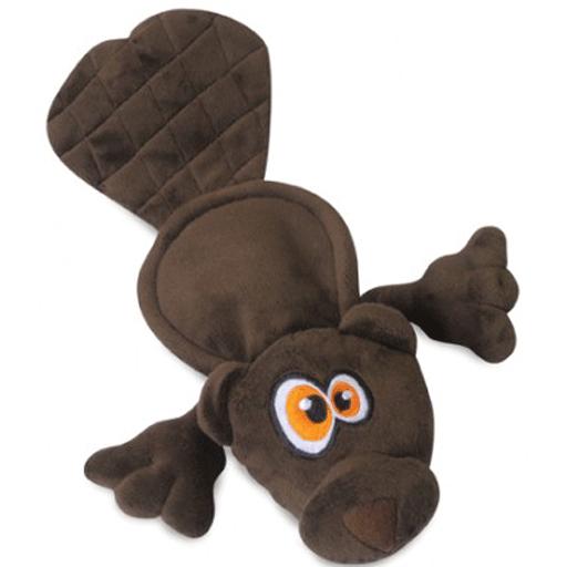 Go Dog Hear Doggy Flattie Beaver