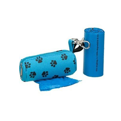 Dog Bag Doggie Walk Duffel Bag Dispenser Colour Block