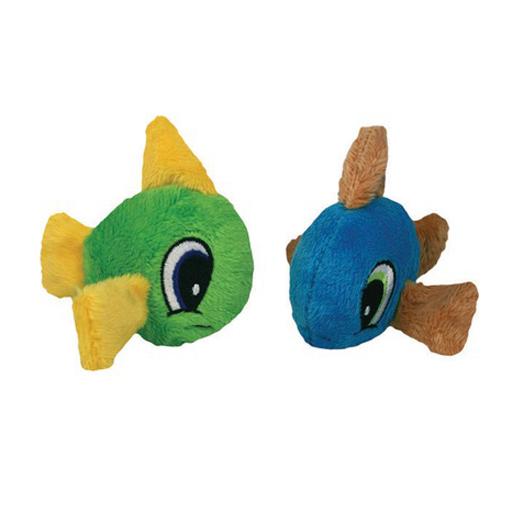 Cat Play Loopies Fish Catnip Toy