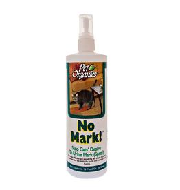 NaturVet NaturVet Pet Organics No Mark! for Cats Spray 16oz