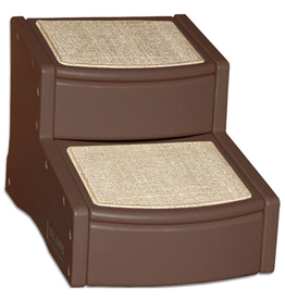 Pet Gear Pet Gear Easy Step 2 Chocolate (2-Step)