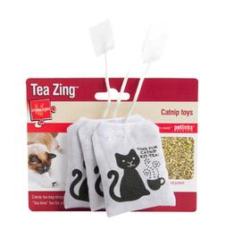 Petlinks Petlinks Tea Zing Catnip Toys 3pk