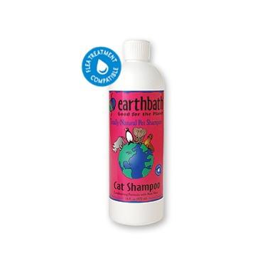 Earthbath Earthbath 2-1 Conditioning Cat Shampoo 16oz