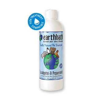 Earthbath Earthbath Eucalyptus & Peppermint Shampoo 16oz