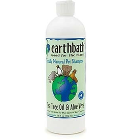 Earthbath Earthbath Tea Tree Oil & Aloe Vera Shampoo 16oz