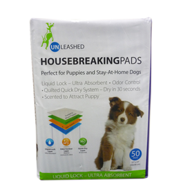 Unleashed Unleashed Housebreaking Pads 50pk