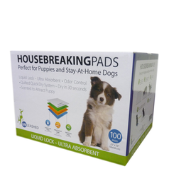 Unleashed Unleashed Housebreaking Pads 100pk