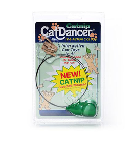 Cat Dancer Catnip Cat Dancer Action Toy