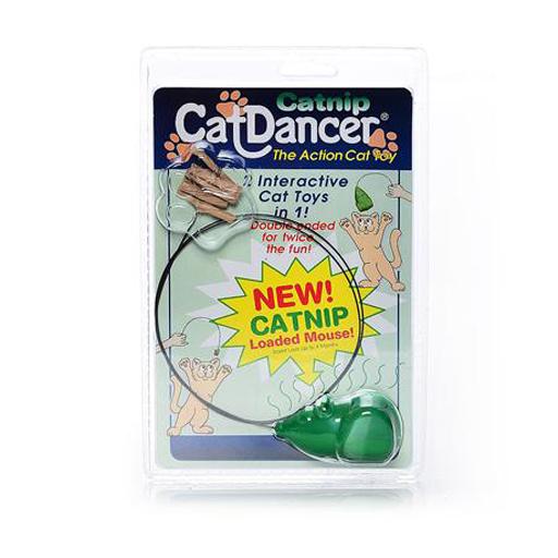 Cat Dancer Catnip Cat Dancer Action Toy