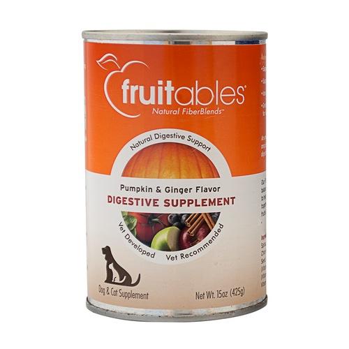 Fruitables Fruitables Pumpkin Digestive Supplement 15oz