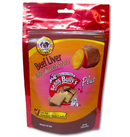 Benny Bully's Benny Bully's Beef Liver Plus Sweet Potato 58g