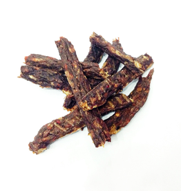 4 Paws Bakery 4 Paws Bakery Bison Jerky (per gram)