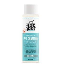 Skout's Honor Skout's Honor Probiotic Pet Shampoo Unscented 16oz
