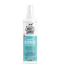 Skout's Honor Skout's Honor Probiotic Daily Use Deodorizer Unscented 8oz
