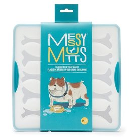 Messy Mutts Messy Mutts Silicone Dog Treat Maker Small