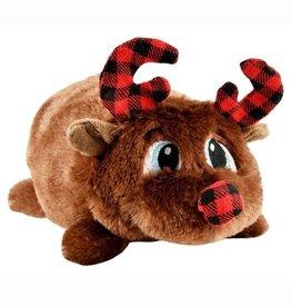 Outward Hound Outward Hound Holiday Fattiez Reindeer Small