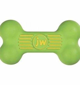 JW JW Pet i-Squeak Bone Medium