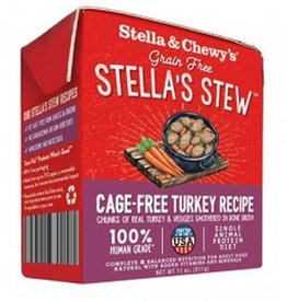 Stella & Chewy's Stella & Chewy's Stew Cage-Free Turkey Recipe 11oz