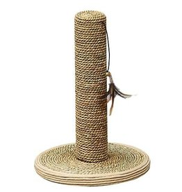 Petpals Petpals Seagrass Scratch Post w/Toy