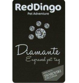 Red Dingo Red Dingo Tag Swarovski Express Card