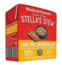 Stella & Chewy's Stella & Chewy's Stew Cage-Free Chicken Recipe 11oz