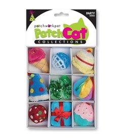 Patchwork Pet Patchwork Pet Patchcat Party Box 9pk