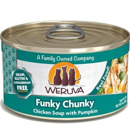 Weruva Weruva Funky Chunky Cat Can 5.5oz