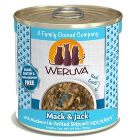 Weruva Weruva Mack & Jack Cat Can 10oz