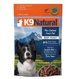 K9 Natural K9 Natural Freeze Dried Beef 3.6kg