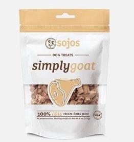 Sojos Sojos Simply Goat Freeze Dried Treats 4oz