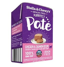Stella & Chewy's Stella & Chewy's Cat-Purrfect Pate Chicken & Salmon 5.5oz