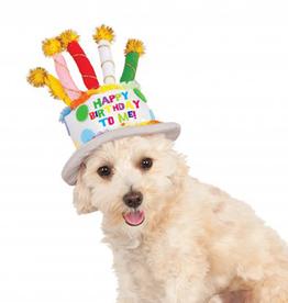 Rubies Rubies Birthday Cake Hat M/L