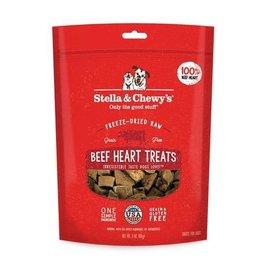Stella & Chewy's Stella & Chewy's Single Ingredient Beef Heart Treats 3oz