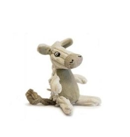 "PetLou PetLou Natural Twisted Donkey 6"""