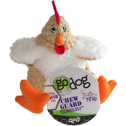Go Dog Go Dog Just for Me Fat White Rooster