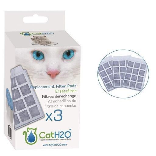 Cat H20 Cat H20 Replacement Filter Pads 3pk