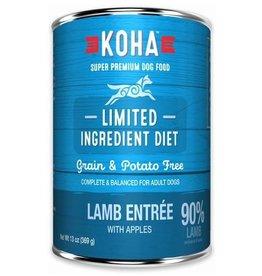 Koha Koha Dog Can 90% Lamb Pate 13oz