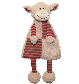 "Patchwork Pet Patchwork Pet Flat Lamb 18"""