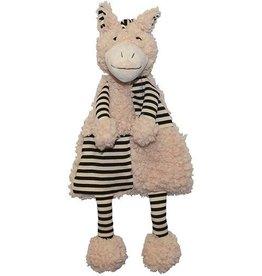"Patchwork Pet Patchwork Pet Flat Zebra 18"""