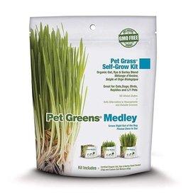 Bellrock Pet Greens Pet Greens Garden Medley Self Grow Kit 113g