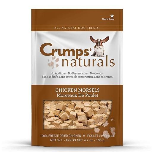 Crumps' Naturals Crumps Naturals Chicken Morsels 65g